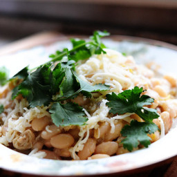 Simple, Hearty White Chili