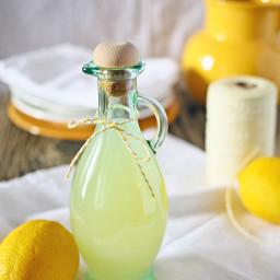 Simple Lemon Syrup