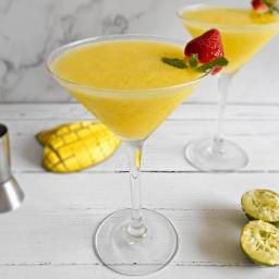Simple Mango Daiquiri Recipe