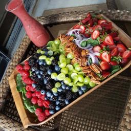 Simple Raspberry Vinaigrette – Clean, Gluten Free, Refined Sugar Free
