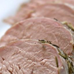 Simple Savory Pork Roast Recipe
