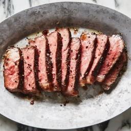 Simple Sous Vide Steak