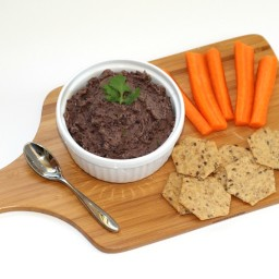 Simple Black Bean Dip