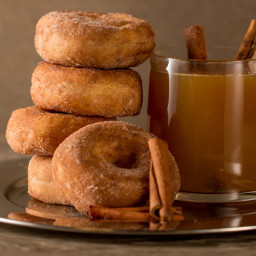 Simply Apple(r) Cider Doughnuts