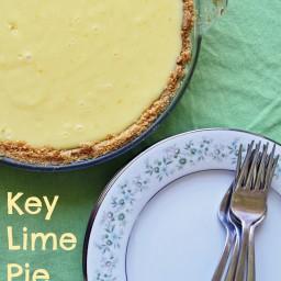 Simply Refreshing… Key Lime Pie