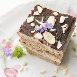 Sinless Gluten-Free Vegan Tiramisu