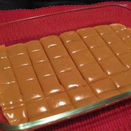 Six Minute Caramels