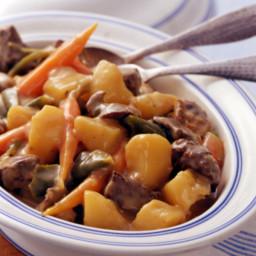 Skillet Beef and Beer Stew