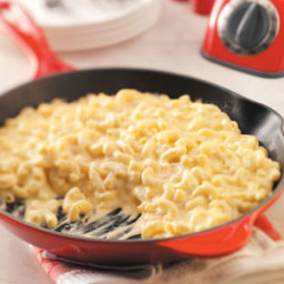 Skillet Mac and Cheese Recipe