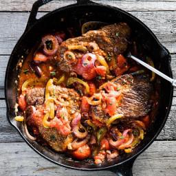 Skillet Swiss Steak