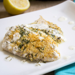 Skinny Lemon Tilapia