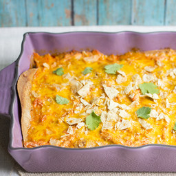 Skinny Mexican Chicken Bake