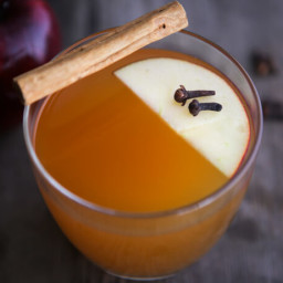 skinnymixer's Chilled Mulled Cider