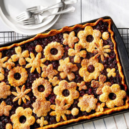 Slab Pie Pastry Crust