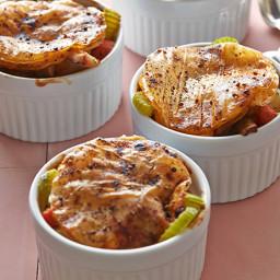 Slimmed Down - Chicken Pot Pie