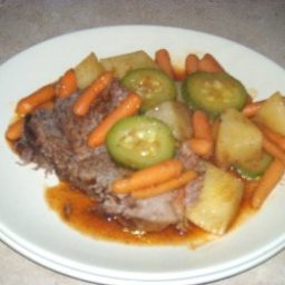 Sloppy Joe Pot Roast