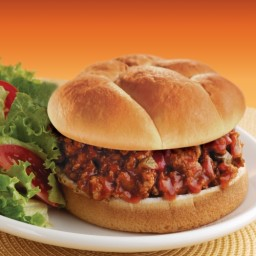 Sloppy Joe Sandwiches