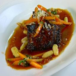 Slow Braised Beef Short Ribs
