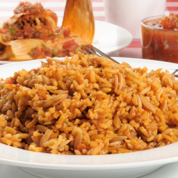 Slow Cook Spanish Rice