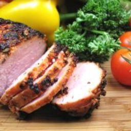 Slow-Cooked Cranberry Pork Roast
