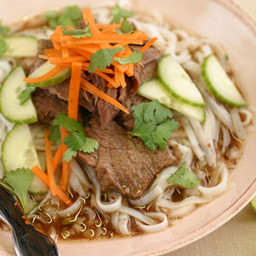 Slow Cooked Korean-Style Short Rib Soup