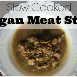 Slow Cooked Organ Meat Stew