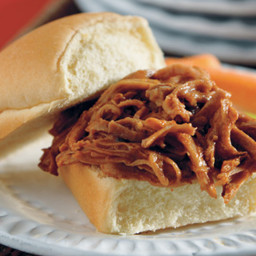 Slow-Cooked Pulled Pork Sliders