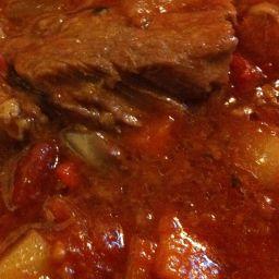 Swiss Steak - Slow Cooker