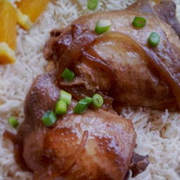 Slow Cooker Adobo Chicken