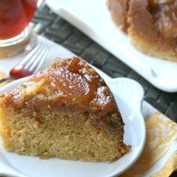 Slow-Cooker Apple Crisp Coffee Cake