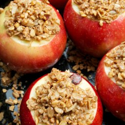 Fruit Crumbles recipes
