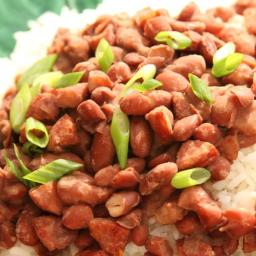 Slow Cooker Cajun Red Beans