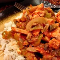 Slow Cooker Cantonese Chicken Dinner