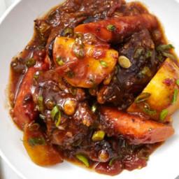 Slow-Cooker Caribbean Beef Stew