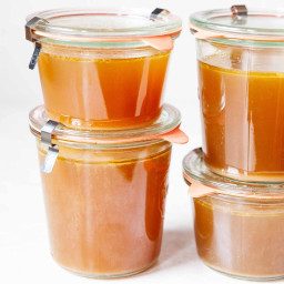 Slow Cooker Chicken Stock Recipe