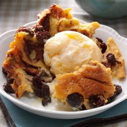 Slow Cooker Cinnamon Roll Pudding Recipe