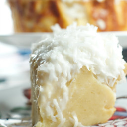 Slow Cooker Coconut Cake Recipe