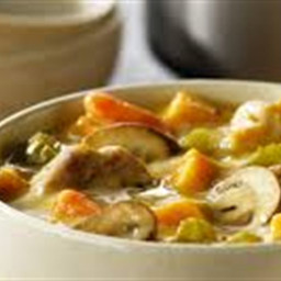Slow Cooker Country Chicken Stew
