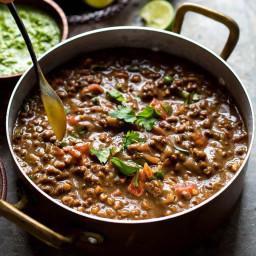 Slow-Cooker Dal Makhani