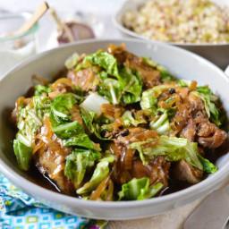 Slow Cooker Filipino Chicken Recipe