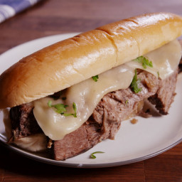 Slow-Cooker French Dip