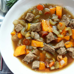 Slow Cooker Guinness Irish Stew