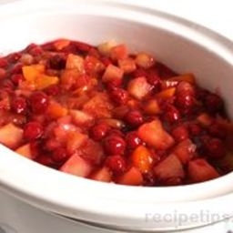 Slow Cooker Hot Fruit Salad Recipe