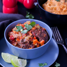 Slow Cooker Mexican Osso Bucco