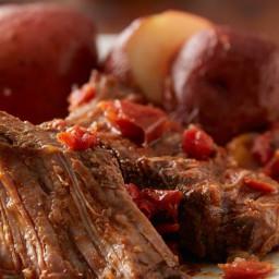 Slow-Cooker Mexican Pot Roast