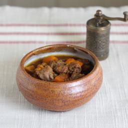 Slow Cooker Moroccan Beef Stew