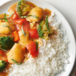 Slow-Cooker Red Curry Chicken