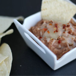 Slow Cooker Refried Beans - Fat-Free and Low-Sodium