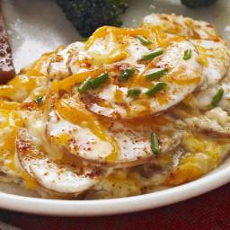 Slow-Cooker Scalloped Potatoes