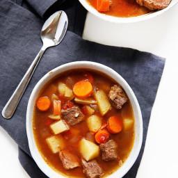 Slow Cooker Short Rib Stew